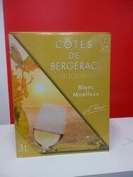 BLANC MOELLEUX,COTES DE BERGERAC,Jl Parsat,3l