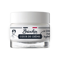 Crème de visage coeur de crème Les Insipensables beauté BRIOCHIN pot de 50 ml