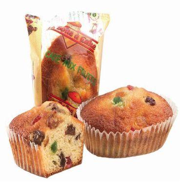 Minis cakes aux fruits confits BOITE A CAKES, 30 pièces, 1.05kg