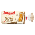 Jacquet Pain De Mie Tartine P'tit Déj.complet , 410g