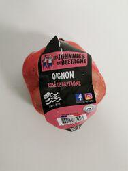 Oignon rose filet 500g, Les Johnnies de Bretagne