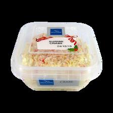 Tartinable surimi crabe DELICEMER, boîte de 120g