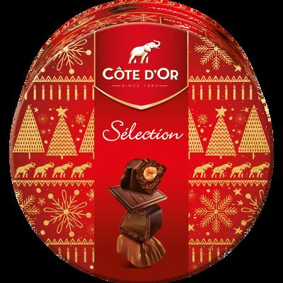Chocolat praliné encore COTE D'OR, 355g