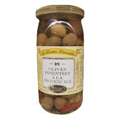 37cl olives pimentees a la provencale EPICURE Sélection