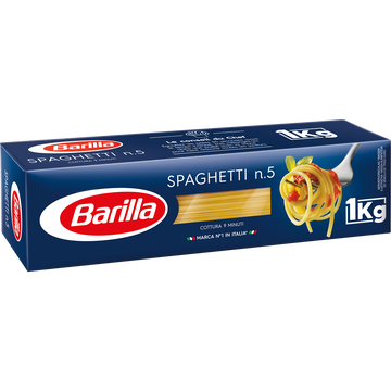 Barilla Spaghetti N°5 Barilla, 1kg