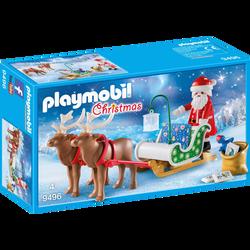 Playmobil Christmas -  Traineau du Père Noël - 9496 -Dès 4 ans