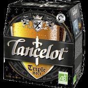 Brasserie Lancelot Bière Blonde Triple Lancelot Bio, Pack 6x25cl