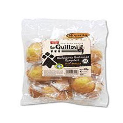 Madeleines bretonnes pur beurre 430g LE GUILLOU