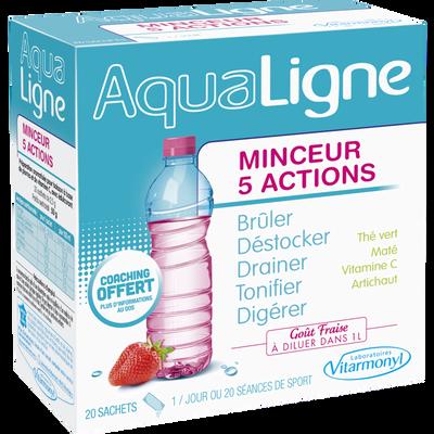 Aqualigne minceur 5 actions