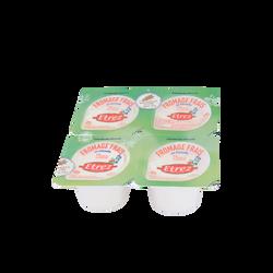 Fromage blanc faisselle, ETREZ, 7%MG, 4x100g