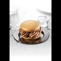 Macaron chocolat, origine Equateur, 2 pièces, 220g