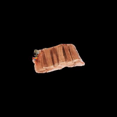 Bûches, 31cm, en filet de 50DM3, 100% bois durs: chêne, hêtre et frene