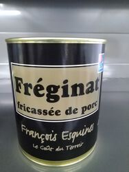 freginat (fricassée de porc) 840 gr