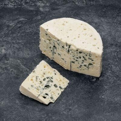 Roquefort AOP, au lait cru entier de brebis, PAPILLON, 32% Mat.Gr.