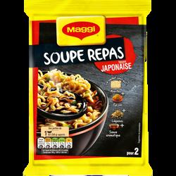Soupe repas Japonaise déshydratée MAGGI, 120g