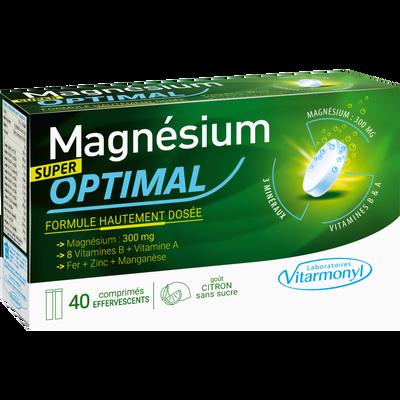 Super tonique - magnésium optimal