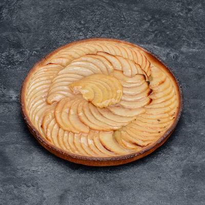 Tarte aux pommes, U, 4 parts, 430g