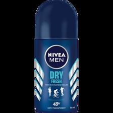 Déodorant bille homme dry fresh NIVEA, 50ml
