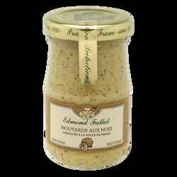Moutarde aux noix EDMONT FALLOT, bocal 10cl