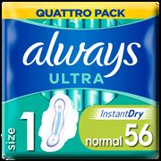 Always Serviettes Ultra Normal+ Always, X56
