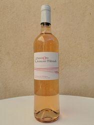 Vin Rosé Les Vignerons De Clermont L'Hérault Coteaux Du Salagou 75 cl