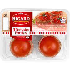 Bigard Tomates Farcies, , 4 Pièces, 600g