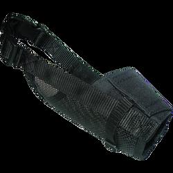 Muselière nylon noir security yago, M , AIME