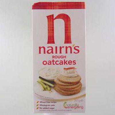 Galettes d'avoine Rough Oatcakes NAIRN'S,291g