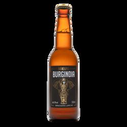 Bière IPA BURGINDIA 5.7°, bouteille de 33cl