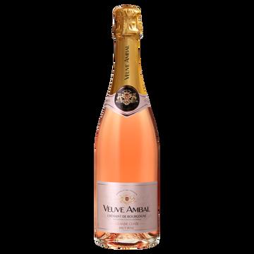 Veuve Ambal Crémant De Bourgogne Rosé Veuve Ambal , 75cl