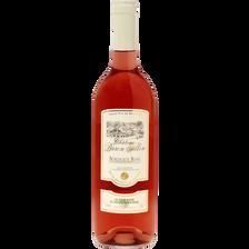 """Vin rosé AOP Bordeaux """"Chateau Baron Fillon"""" bio U, bouteille de 75cl"""