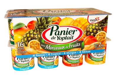 YAF Fruits Jaunes Ananas/Tropi