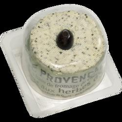 Spécialité a base de fromage pasteurisé chèvre provençale herbes de PRovence, ETOILE DE PROVENCE, 21%mg, 80g