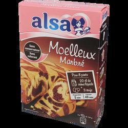 Moelleux marbré ALSA, 435g