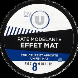 Pâte modelante effet mat BY U, 75ml