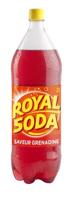 ROYAL SODA GRENADINE 2L