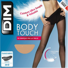 COLLANT BODY TOUCH VOILE