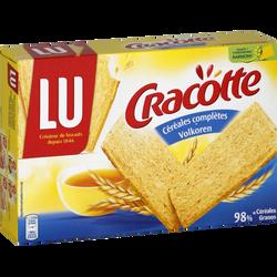 Céréales complètes Cracottes LU, étui de 250g