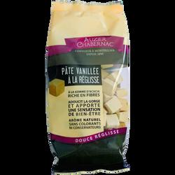 Pâtes vanillées à la réglisse AUZIER ET CHABERNNAC, 250g