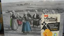 Coffret de galettes et palets pur beurre 325g Le Guillou