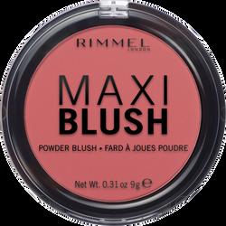Maxi blush fard à joues poudre 003 wild card RIMMEL, nu