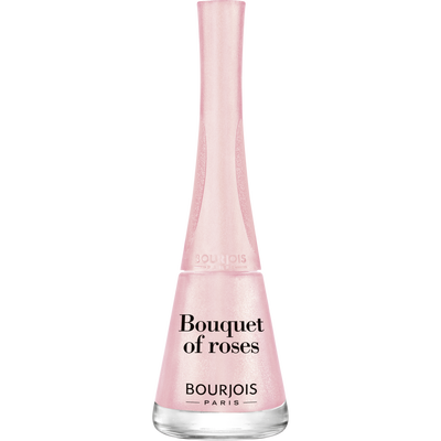Vernis à ongle 1s 13 - bouquets of roses BOURJOIS, 9ml