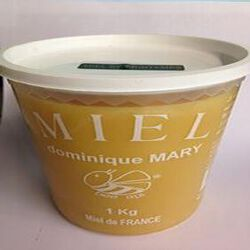 MIEL DOMINIQUE MARY 1 KG Miel de FRANCE