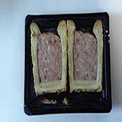 Tranches pâté croûte nature 2x90g