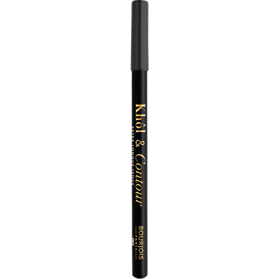 Crayon khôl et contour des yeuxx ultra black  BOURJOIS blister
