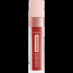 L'Oréal Paris - Infaillible Les Macarons, Rouge à Lèvres Liquide Ultra-Mat, 834 Infinite Spice, NU