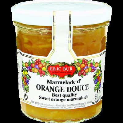 Marmelade d'oranges douces ERIC BUR, 370g