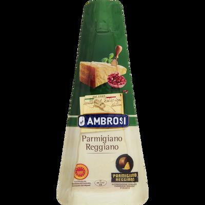Parmigiano reggiano DOP lt cru 28%mg affi.18/20mois 200g
