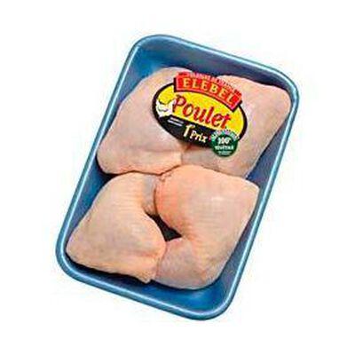 Cuisses de poulet ELEBEL, 4 pièces