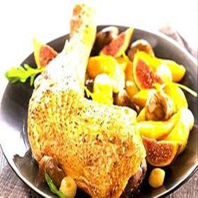 Cuisse poulet fermier Ancenis x2